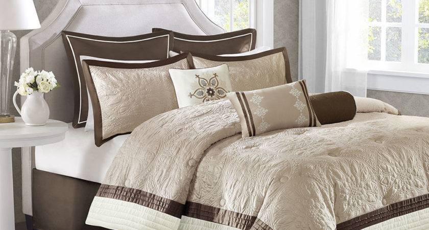 Beautiful Modern Elegant Chic Beige Taupe Tan Brown Ivory