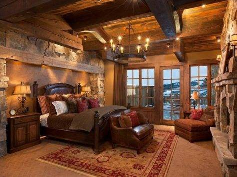 Beautiful Rustic Bedroom Ideas