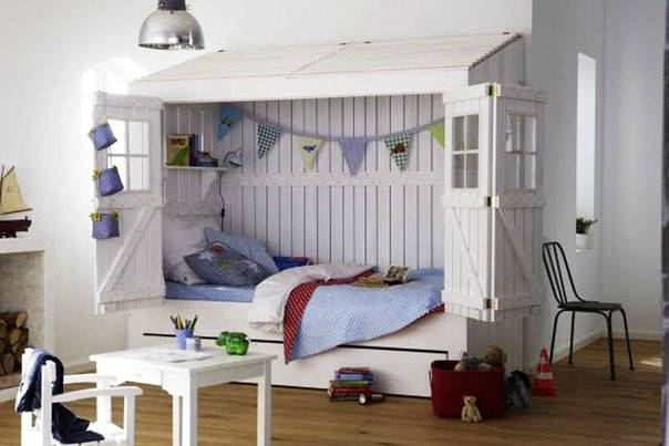 Bed Ideas Cool Your Kids Want One