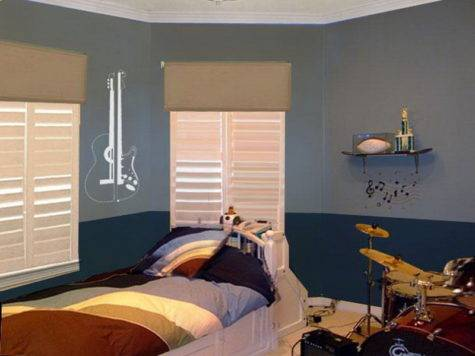 Bedroom Awesome Boys Room Paint Schemes
