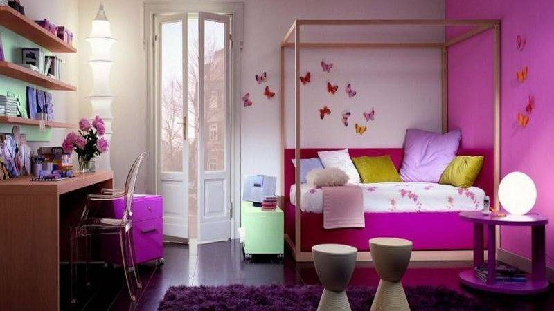 Bedroom Beautiful Small Teen Decorating Ideas