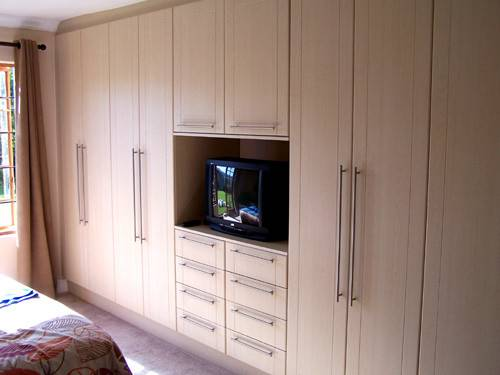 Bedroom Built Cupboards Designs Interior
