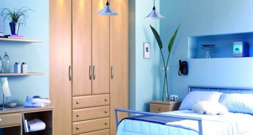 Bedroom Colors Blue Ideas Light Paint