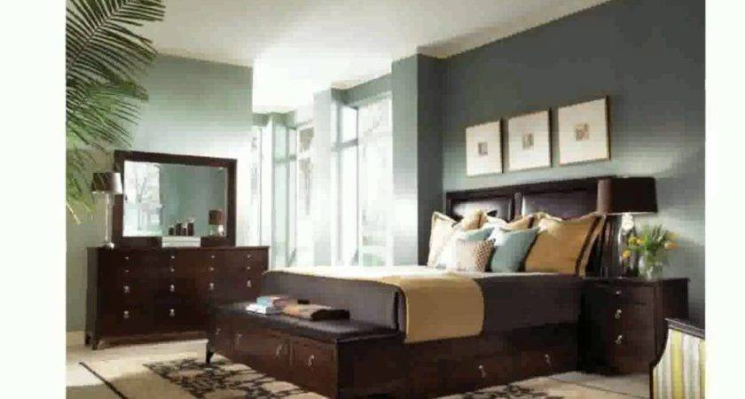Bedroom Colors Dark Wood Floors Home Delightful