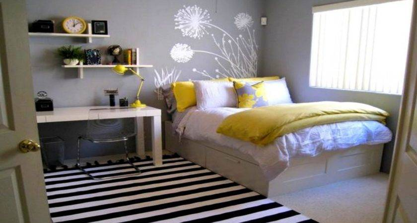 Bedroom Colors Small Spaces Wall Including