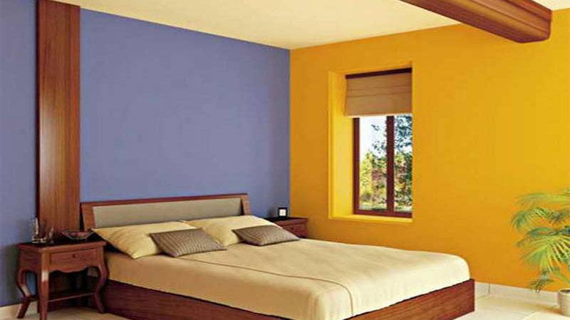 Bedroom Colors Wall Combinasi Color