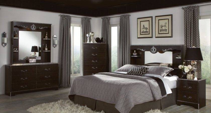 Bedroom Decor Black Furniture Photos Ideas Colors