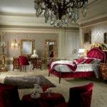 Bedroom Decorating Ideas Baroque Design