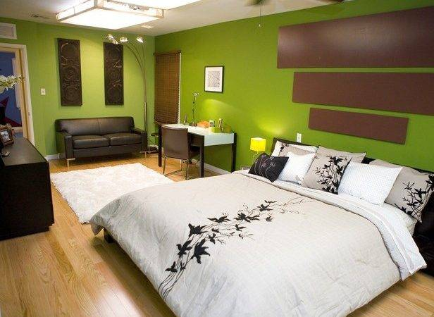 Bedroom Decorating Ideas Brown Furniture Home