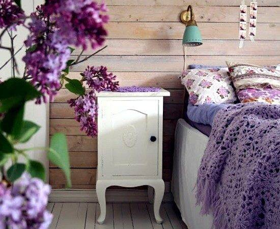 Bedroom Design Purple Lilac Ideas Interior