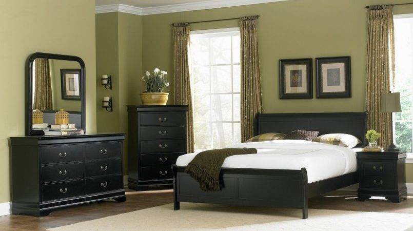 Bedroom Designs Green Backgroung Color Fancy