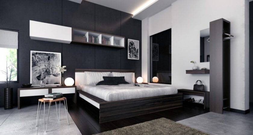 Bedroom Designs Impressive Grey Brown