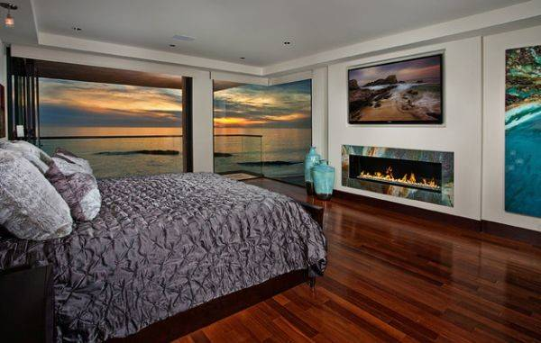 Bedroom Fireplace Ideas Fill Your Nights Warmth