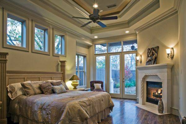 Bedroom Fireplaces Way Making Room Even More