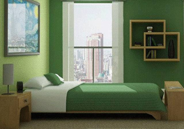 Bedroom Green Paint Color Ideas Beautiful Homes Design