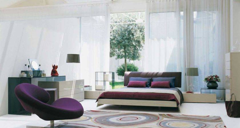 Bedroom Inspiration Modern Beds Roche Bobois
