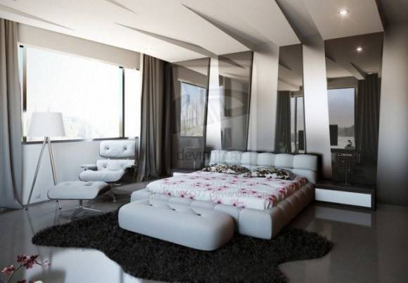 Bedroom Interior Design Trends Contemporary