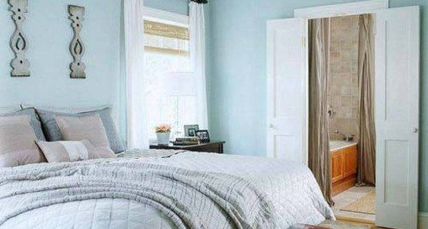 Bedroom Light Blue Paint Colors Ideas Interalle