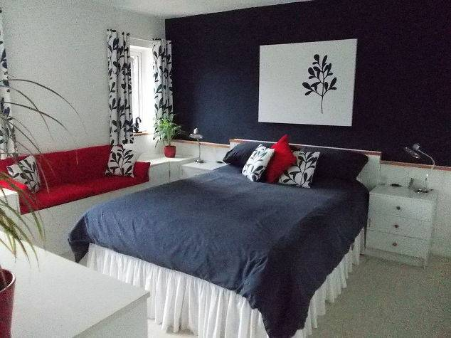 13 Perfect Images Navy And Red Bedroom Little Big Adventure