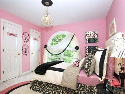 Bedroom Makeover Teen Girl Room Devine