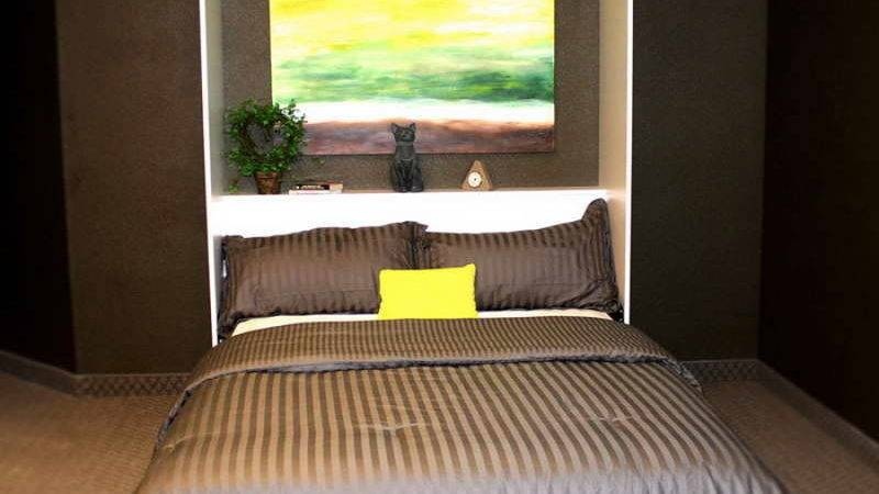 Bedroom Murphy Bed Design Ideas Easily Safely