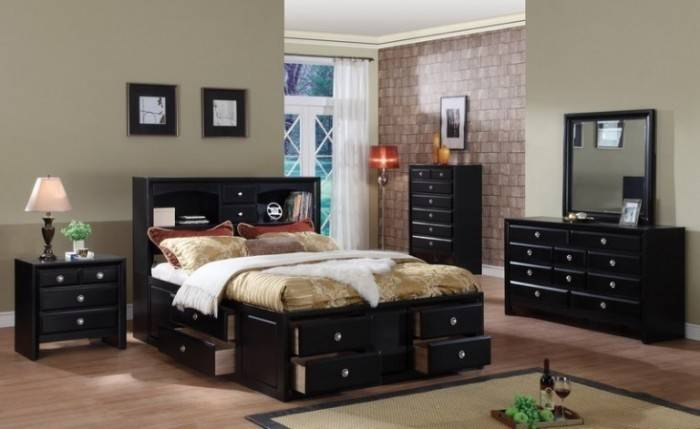 Bedroom Paint Colors Dark Brown Furniture