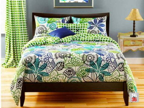 Bedroom Pick Bright Colorful Bedding Design Your