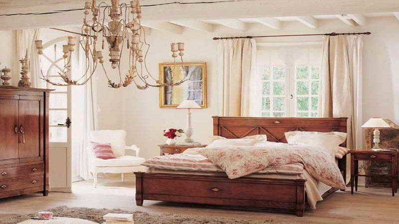 Bedroom Retro Ideas Country Style Bedrooms
