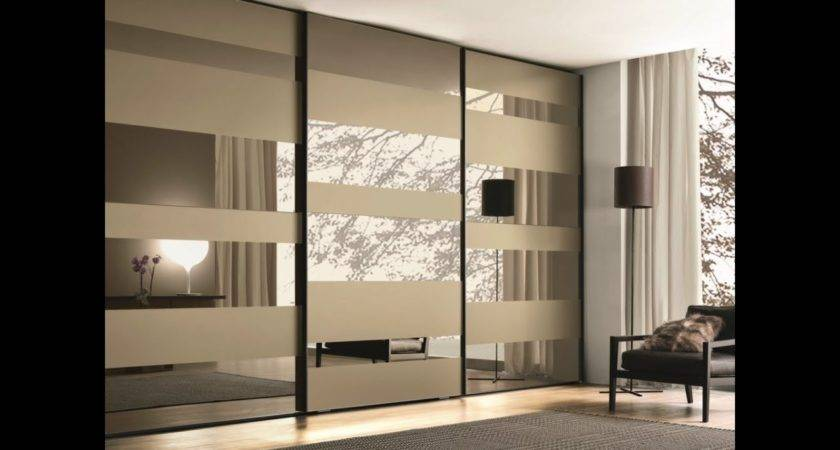 Bedroom Sliding Wardrobe Designs World Youtube