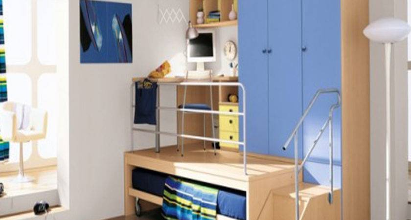 Bedroom Storage Space Small Rooms Maximize