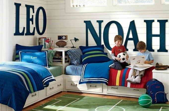 Bedroom Unique Decorate Little Boy Ideas