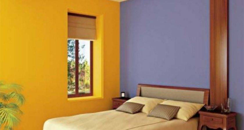 Bedroom Wall Color Combinations Asian Paints