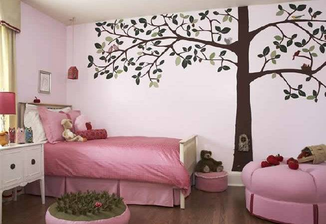 Bedroom Wall Design Decorations Ideas Collections