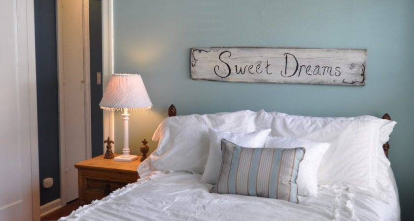Bedroom Wall Painting Love Color Just Reminds