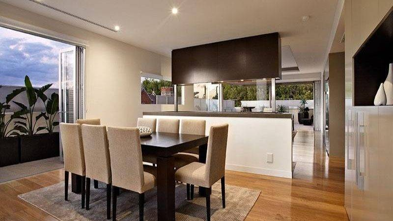 Beige Dining Room Idea Real Australian Home