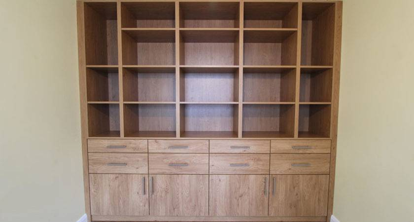 Bespoke Fitted Storage Cabinets Made Measure Display