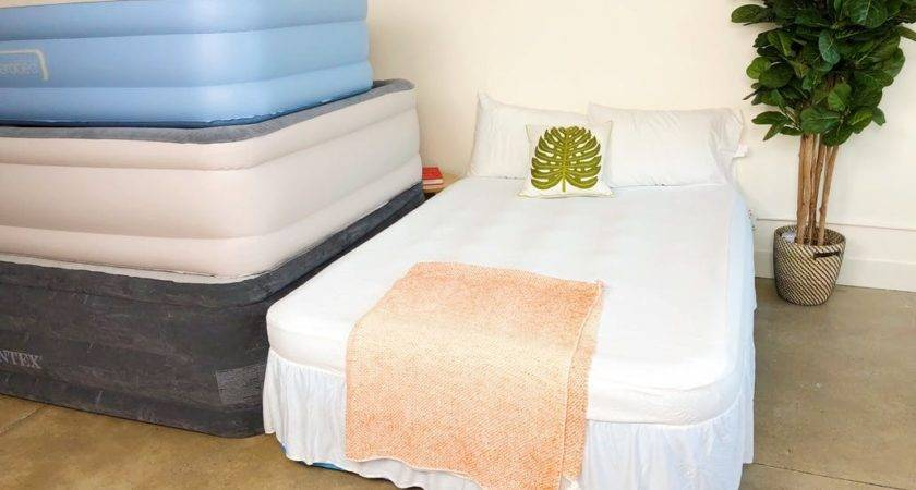 Best Air Mattress Guest Bed Small Spaces Apartment
