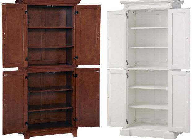 Best Awesome Freestanding Kitchen Pantry