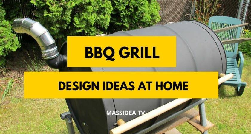 Best Bbq Grill Design Ideas Home Youtube