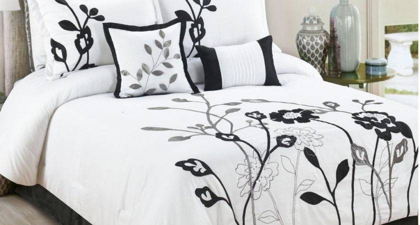 Best Black White Comforter Sets