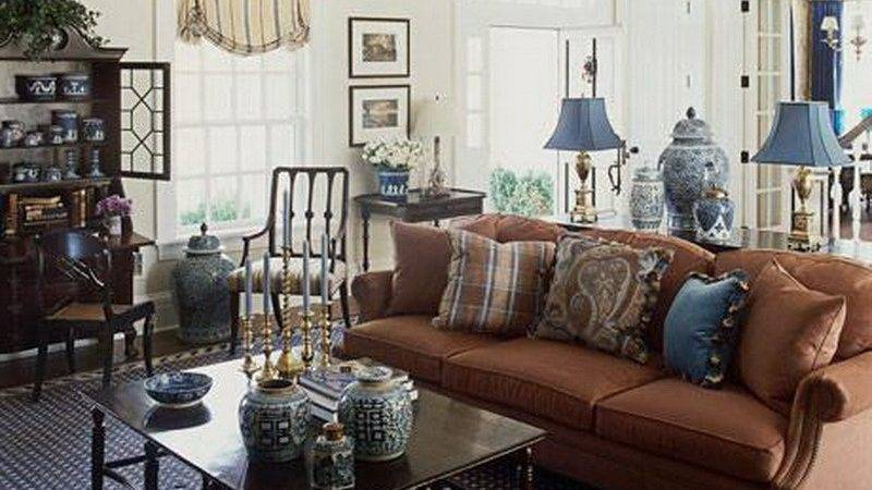 Best Blue Brown Living Room Decor Very Fresh