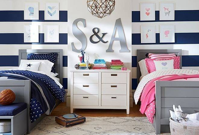 Best Boy Girl Room Ideas Pinterest