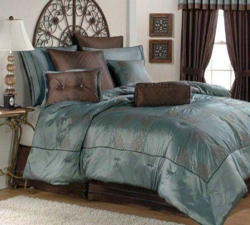 Best Brown Bedding Ideas Pinterest Grey