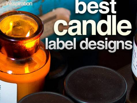 Best Candle Label Designs Inkable Get