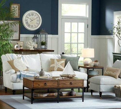 Best Coastal Living Rooms Ideas Pinterest Beach