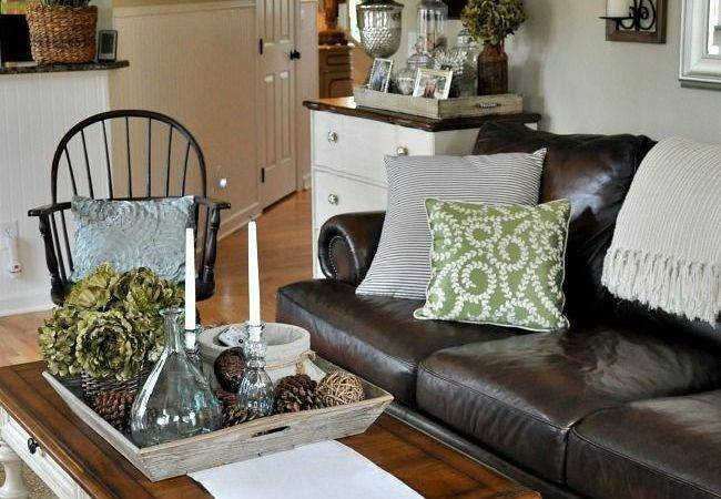 Best Coffee Table Runner Ideas Pinterest
