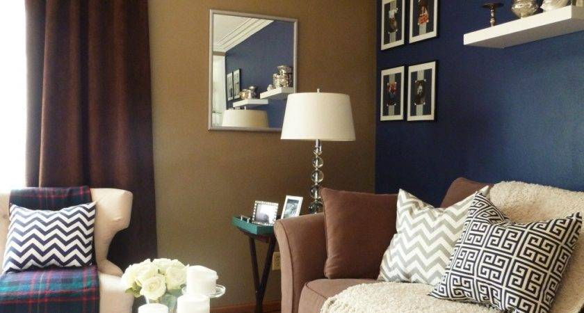 Best Collection Light Blue Wall Accents