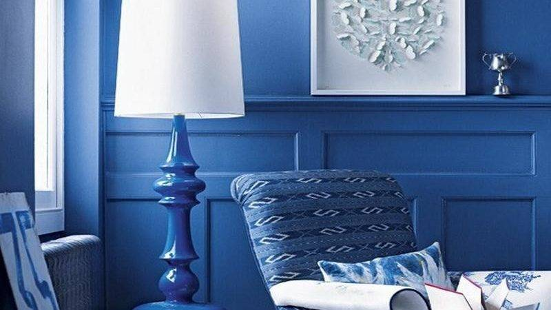 Best Color Combinations Blue Living Room Your