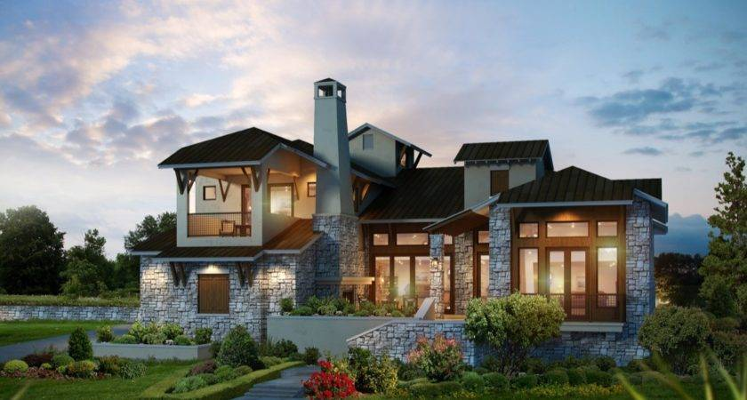 Best Country Dream Homes Ideas Building