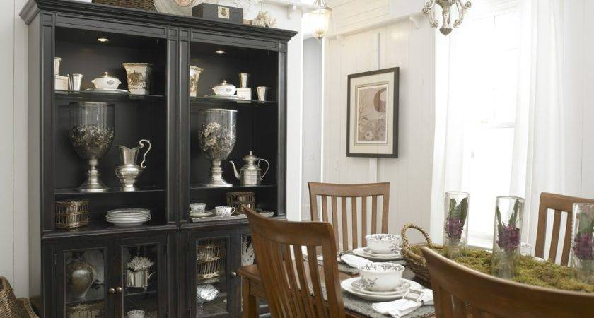 Best Dining Room Hutch Ideas Only Pinterest Painted